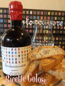 cantucci-noci-passito-225x300 Cantucci con noci - ricetta Montersino - la ricetta perfetta