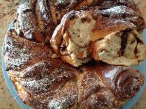 torta angelica delle sorelle Simili