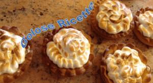 mini-crostata-limone-meringata-300x162 Crostata al limone meringata - la ricetta perfetta