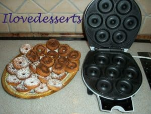 donuts con donuts' maker
