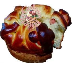 Sguta-grande-cotta-300x262 SGUTE CALABRESI - dolce tradizionale del periodo pasquale DOLCI LIEVITATI LIEVITATI PANE E PANINI