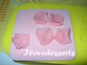 rosa44-300x225 Tutorial rosa - passo passo rosa in pasta modellabile RICETTE BASI