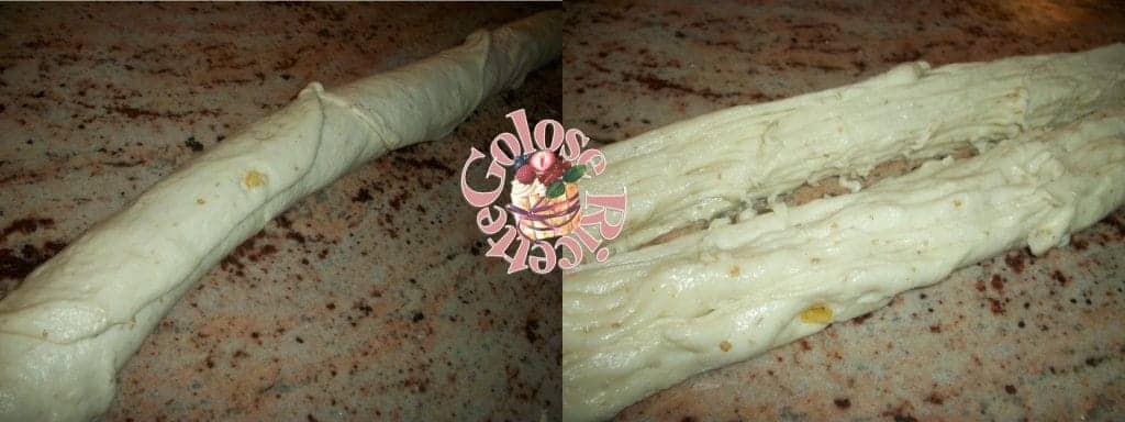 cruffin taglio rotolo