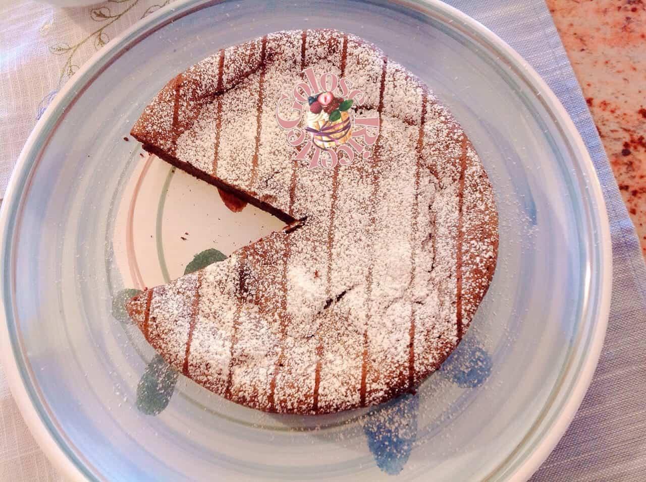 IMG_0177 Torta tenerina glutin free con cioccolato al latte