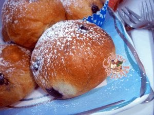 pan-di-ricotta2-300x225 Fiocchi di neve - brioche con cioccolato e crema di ricotta