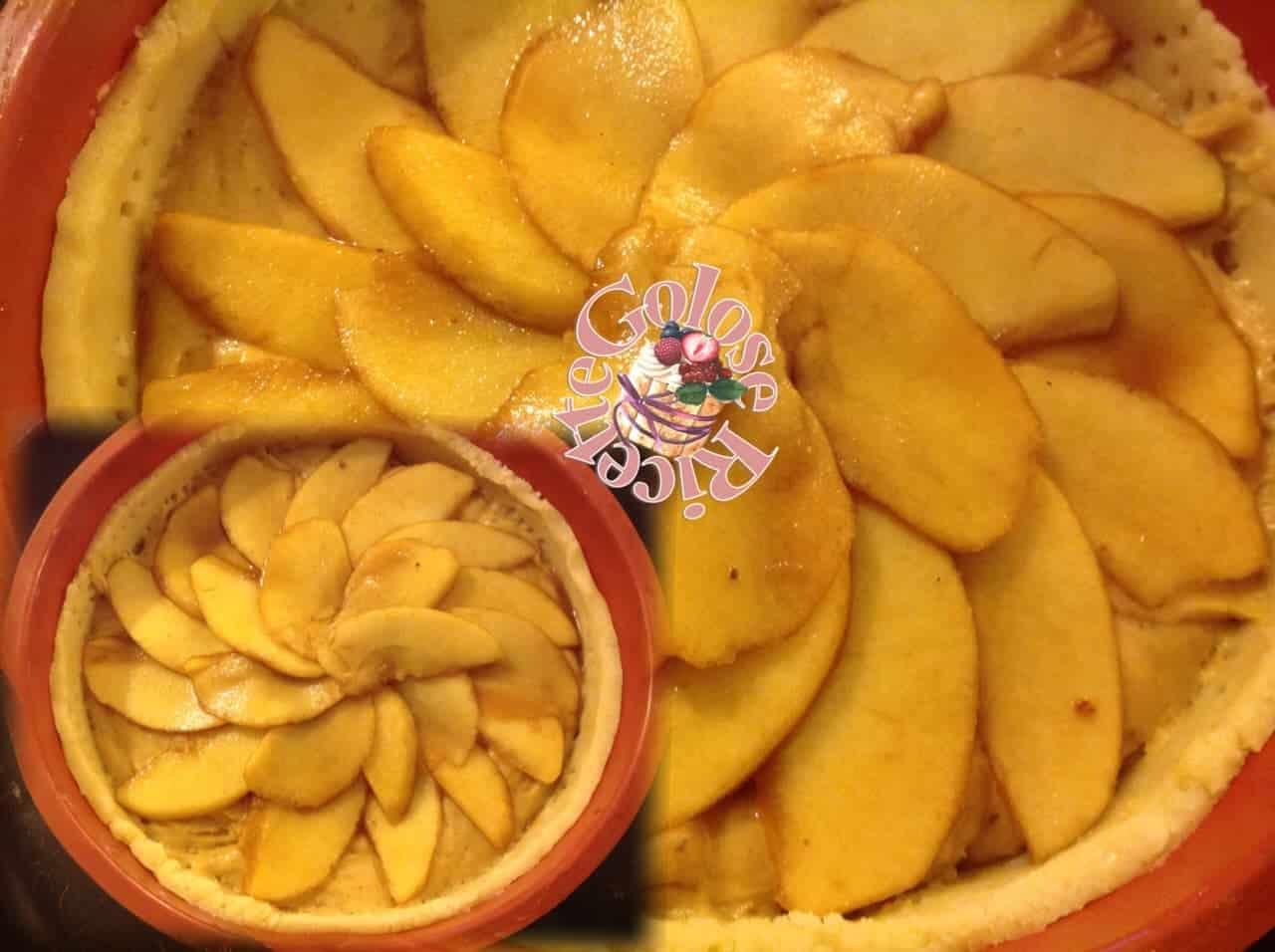 IMG_1043 IL DOLCE DI MELE - crostata o torta di mele