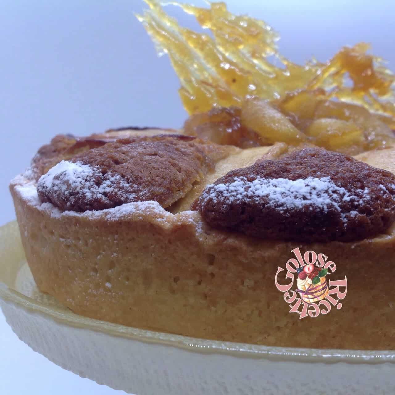 IMG_1045 IL DOLCE DI MELE - crostata o torta di mele