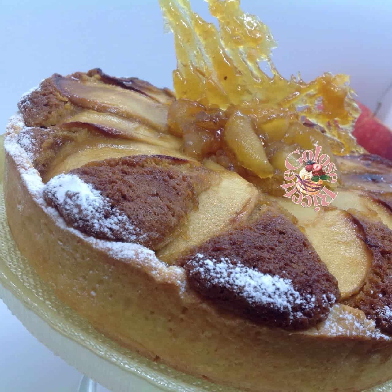 IMG_1047 IL DOLCE DI MELE - crostata o torta di mele