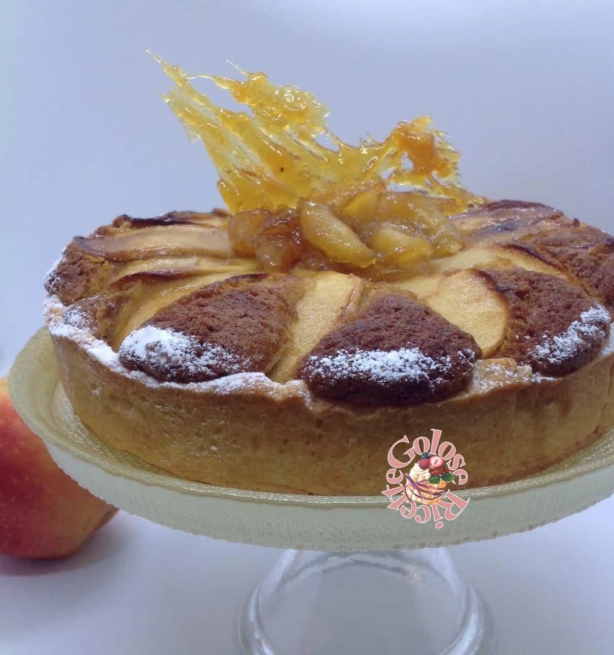 IMG_1048 IL DOLCE DI MELE - crostata o torta di mele
