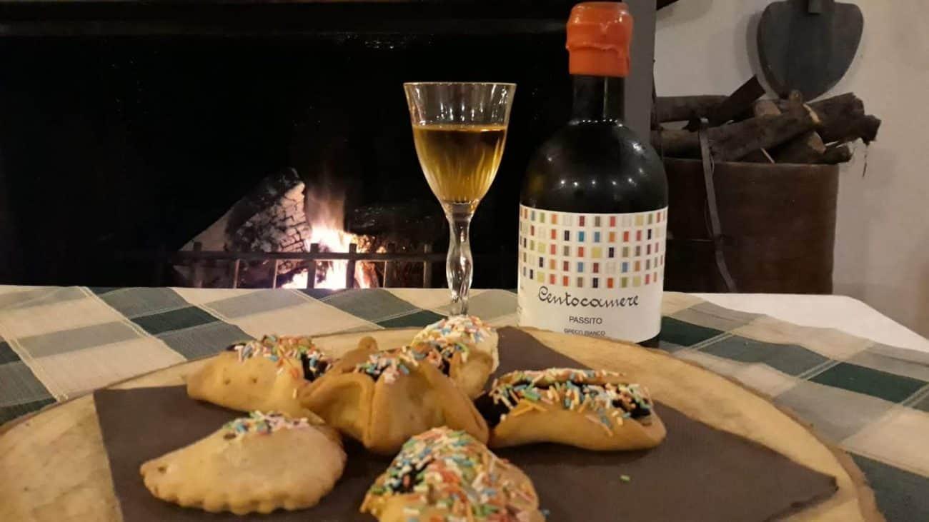 San MARTINE calabresi, la ricetta di Mela