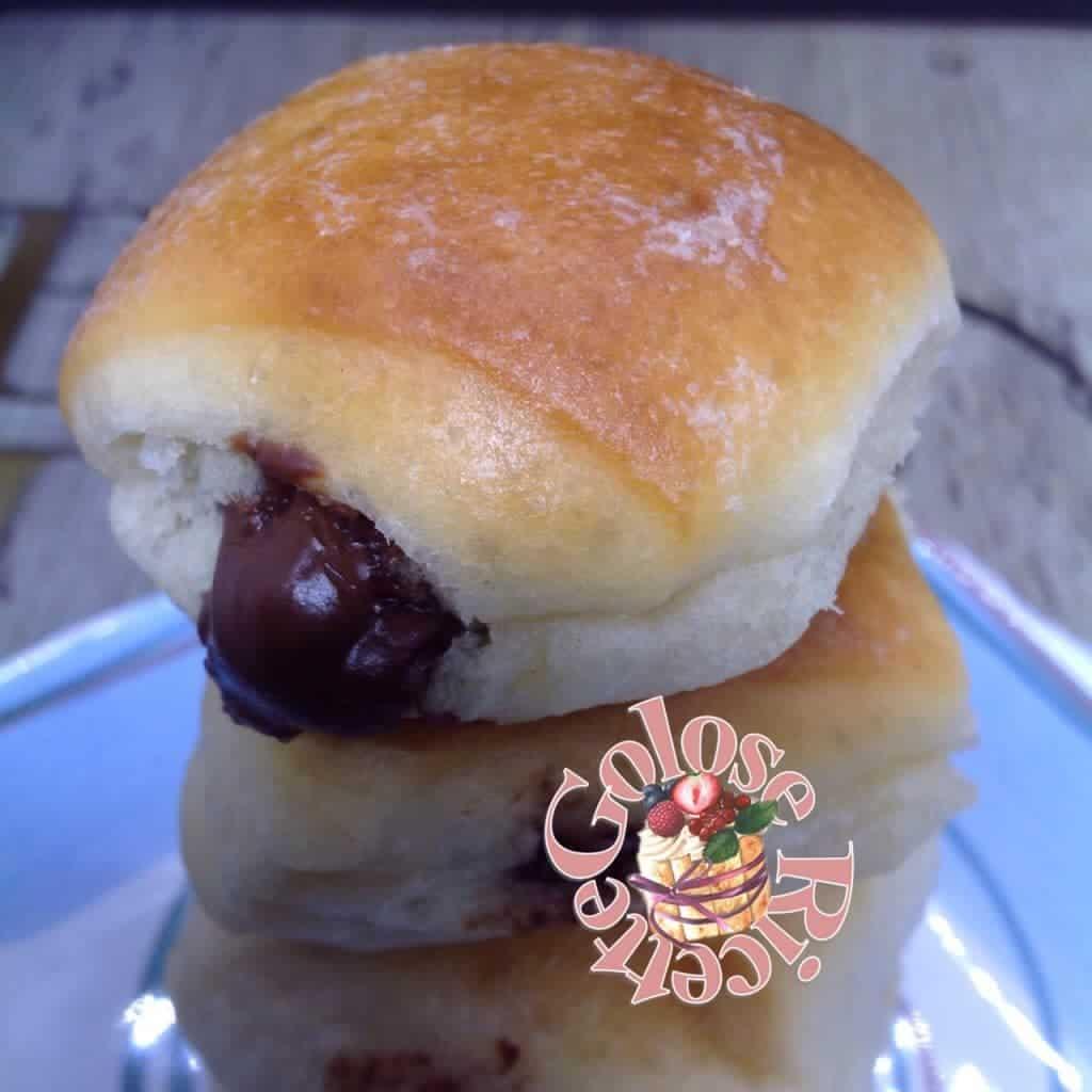 Mini sandwich alla panna di Montersino con LICOLI