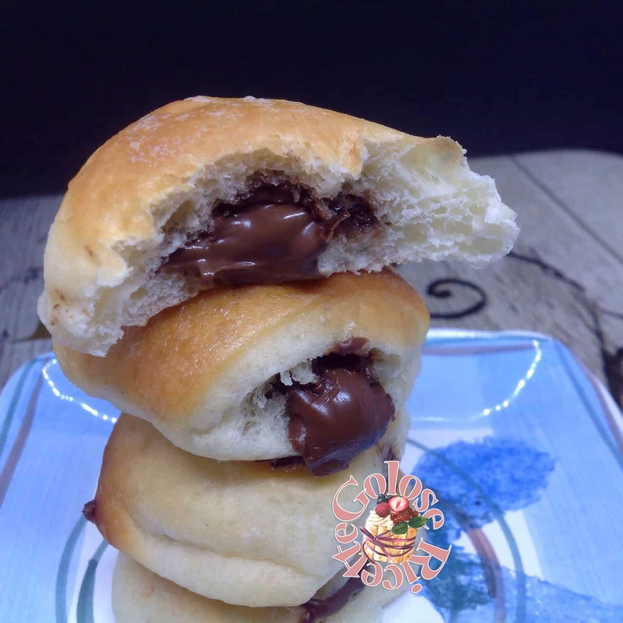 Sandwich mini alla panna di Luca Montersino – LICOLI