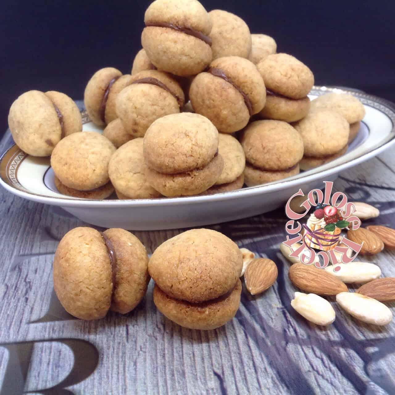 Baci di dama – ricetta Iginio Massari