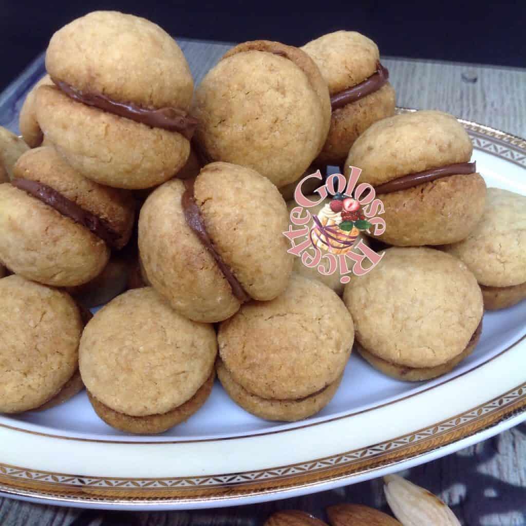 Baci di dama ricetta Massari