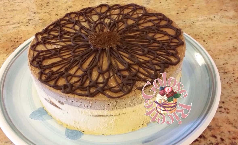 Tortantò di Sal De Riso – torta moderna