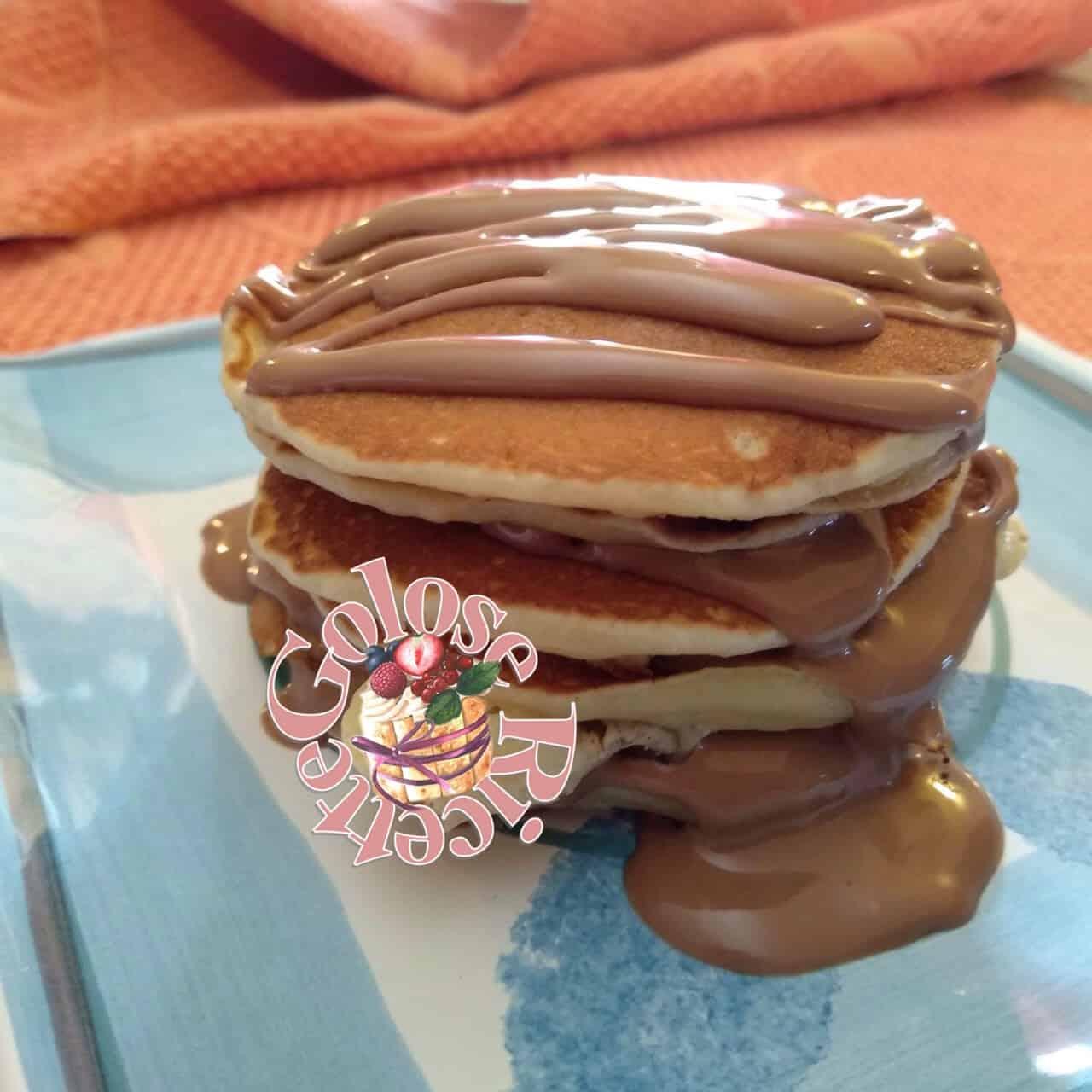 Pancakes ricetta per una colazione internazionale