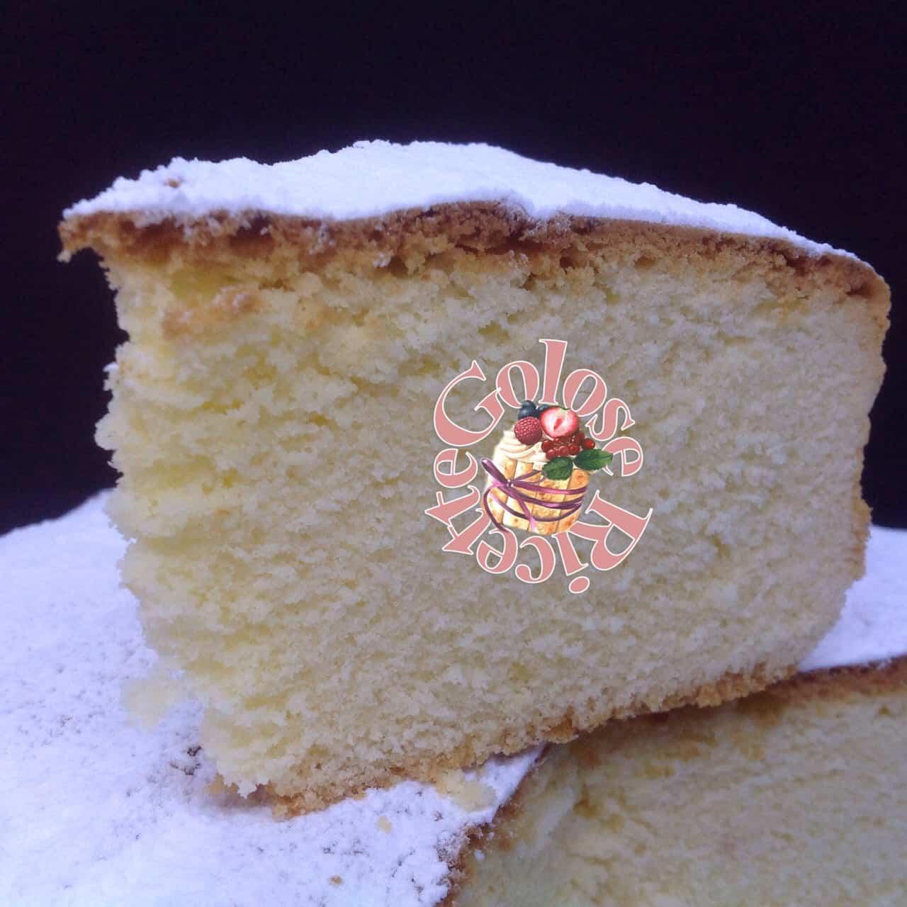 Torta sabbiosa – ricetta senza glutine
