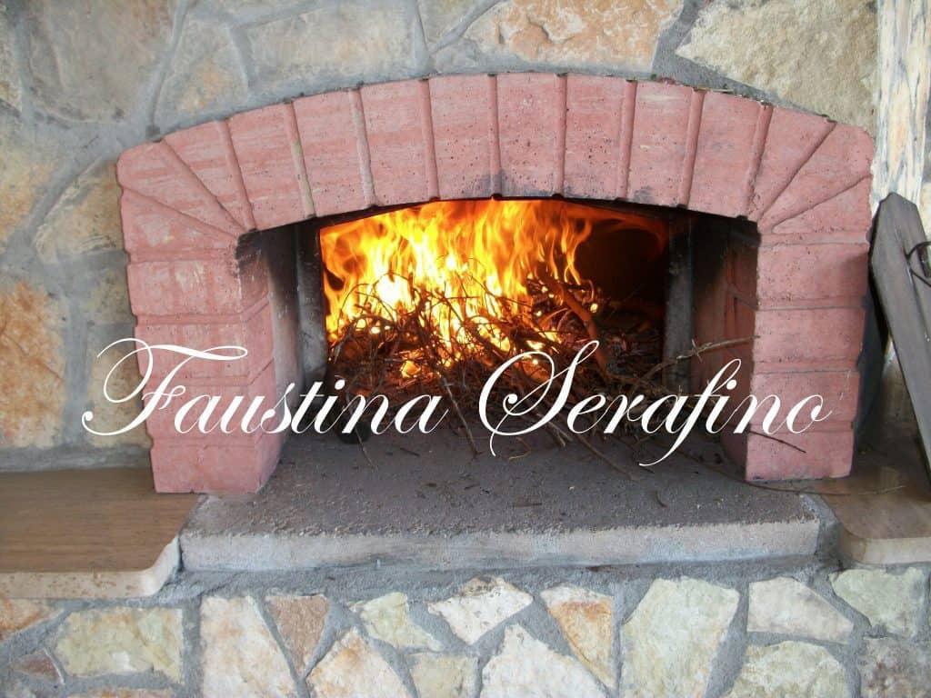 cottura del forno a legna