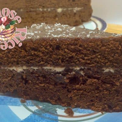Torta do Brasil - cioccolato e cocco