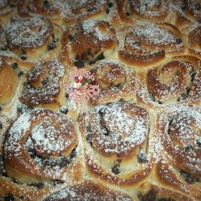 torta di rose con LICOLI