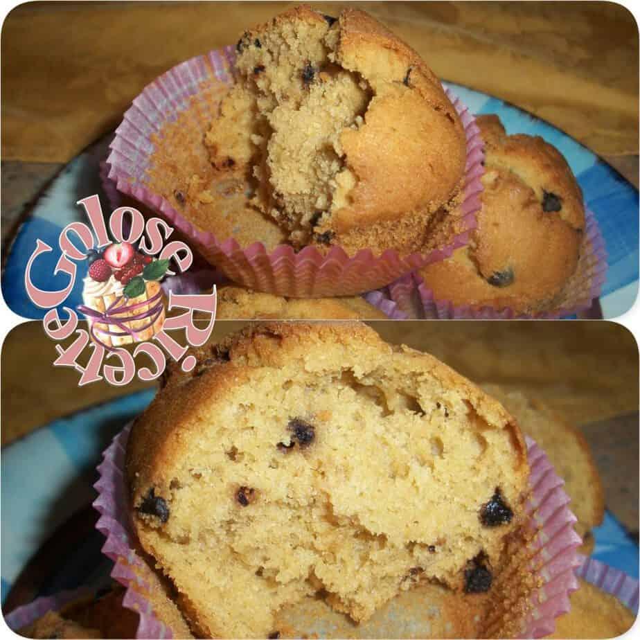 muffins all'orzo di Montersino
