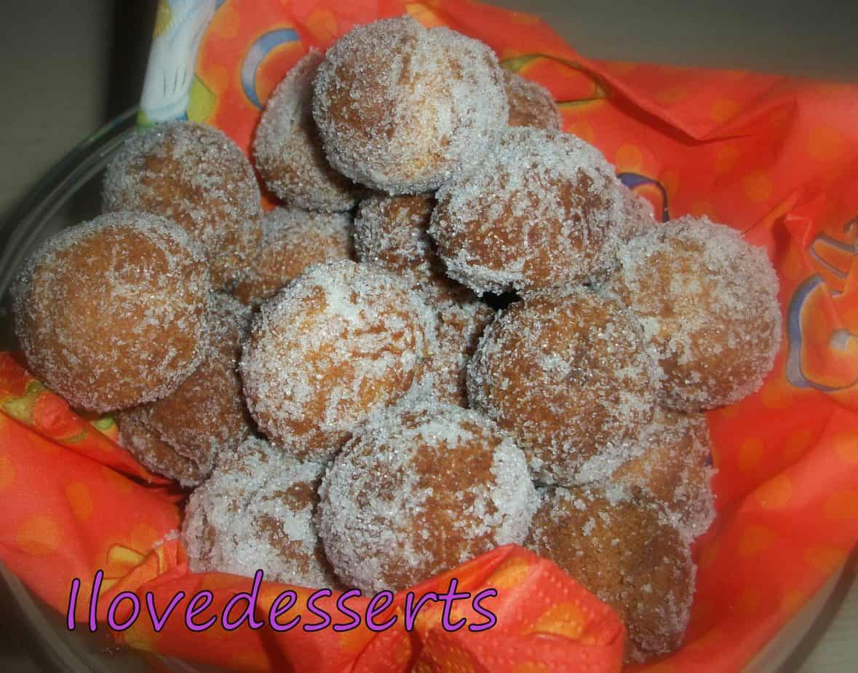 Castagnole di Anna Moroni – i dolci di carnevale