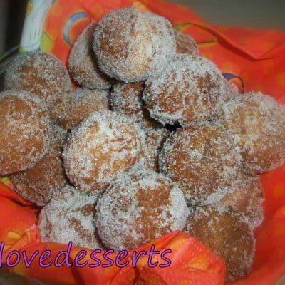 Castagnole di carnevale, ricetta di Anna Moroni