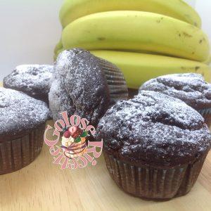 IMG_3892-300x300 Muffins al cioccolato e banana, ricetta di Julie Andrieu CIOCCOLATO CIOCCOLATO, MUFFINS, DOLCI FRITTI & CO. MUFFINS & CO.