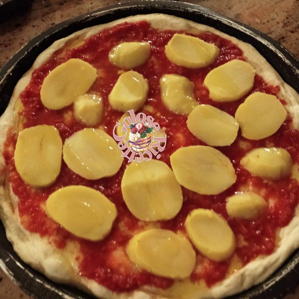 Pizza alta idratazione semola licoli