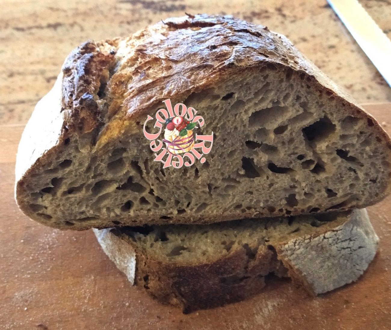 Fare il pane a casa con lievito madre – ricetta FACILE