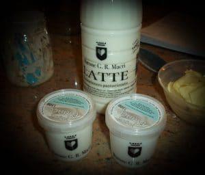 yogurt barone g.r. macrì