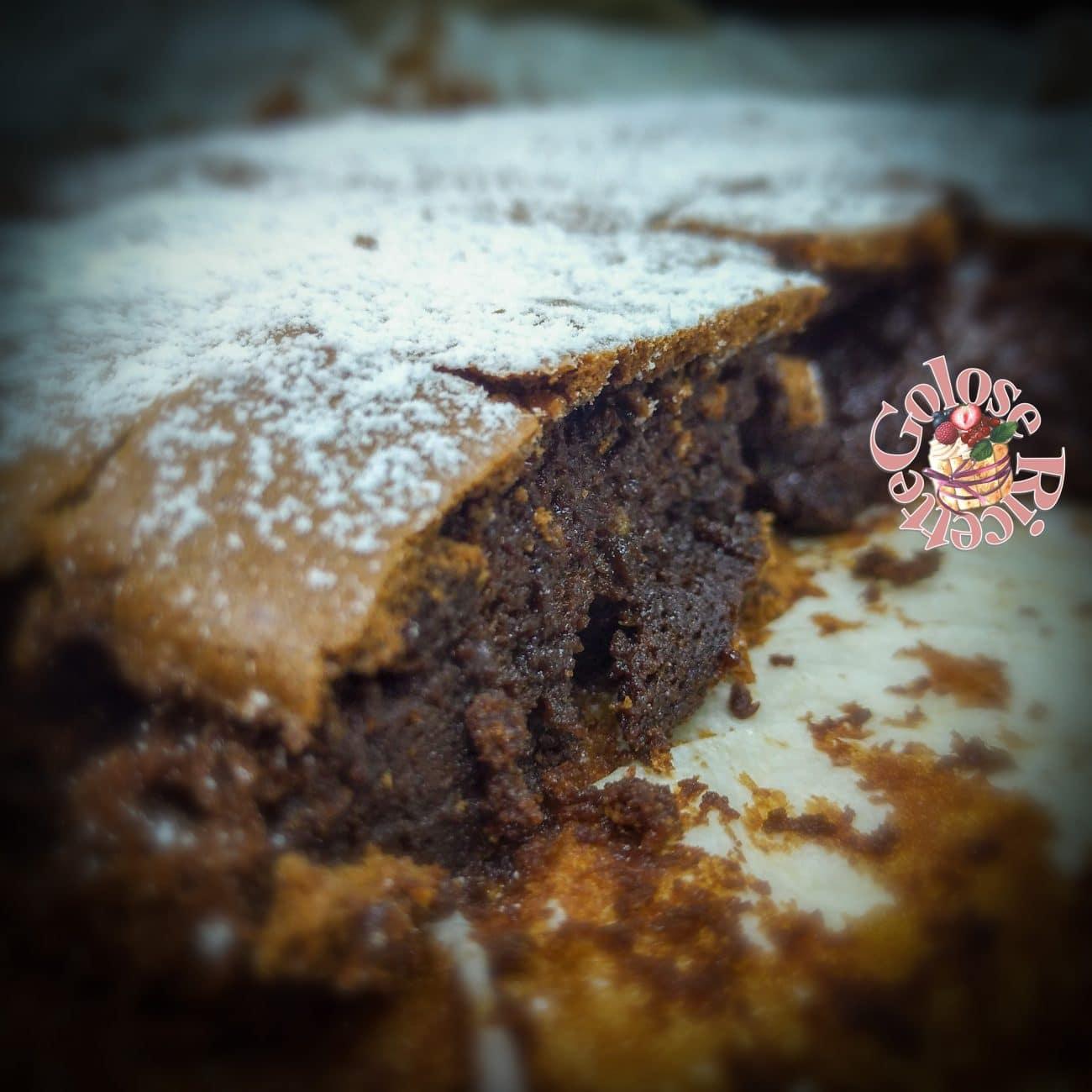 Torta cioccolatino fondente, la ricetta senza glutine