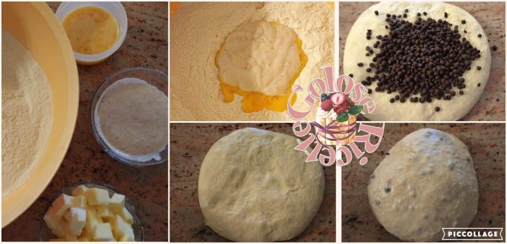 Pan di luna, ricetta brioche facile