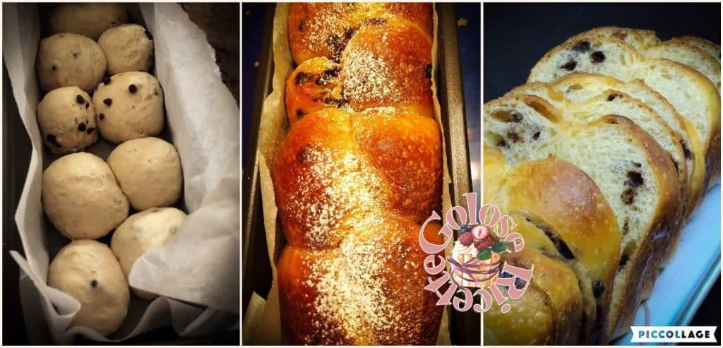il pane cinese è una brioche molto versatile, che può essere adattata a tante forme e combinazioni di gusti!