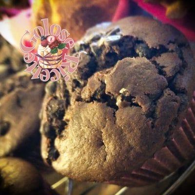 muffin mascarpone cacao e castagne