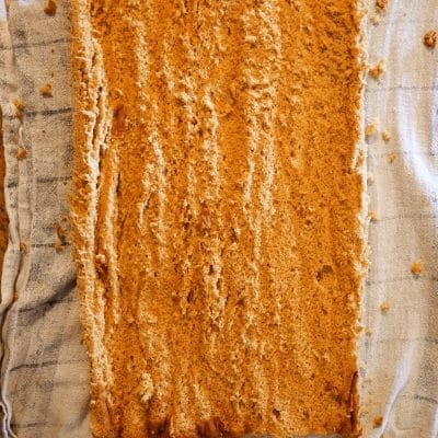 pan di spagna mimosa