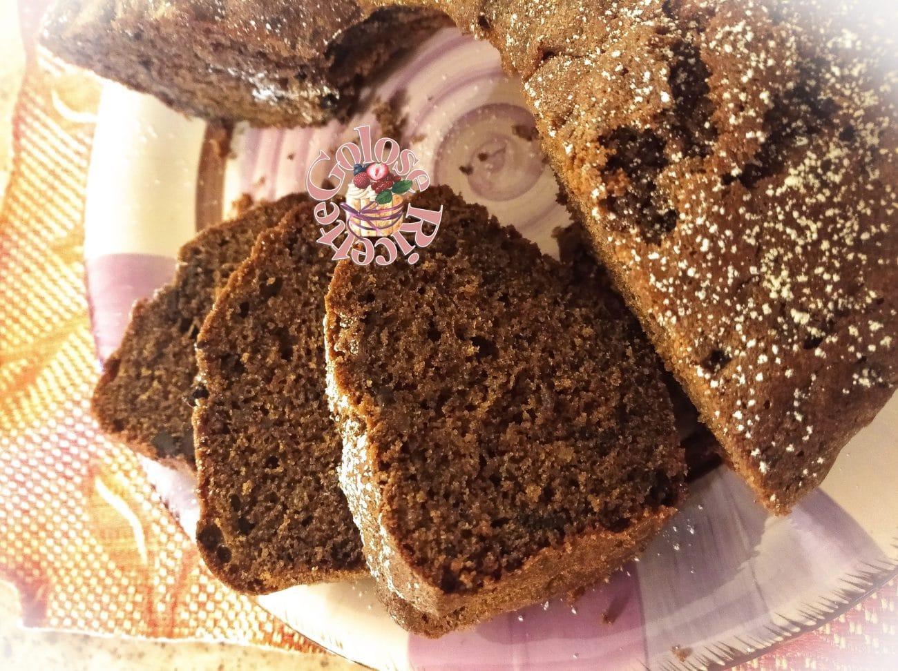Ciambella super cioccolato – ricetta facile e veloce