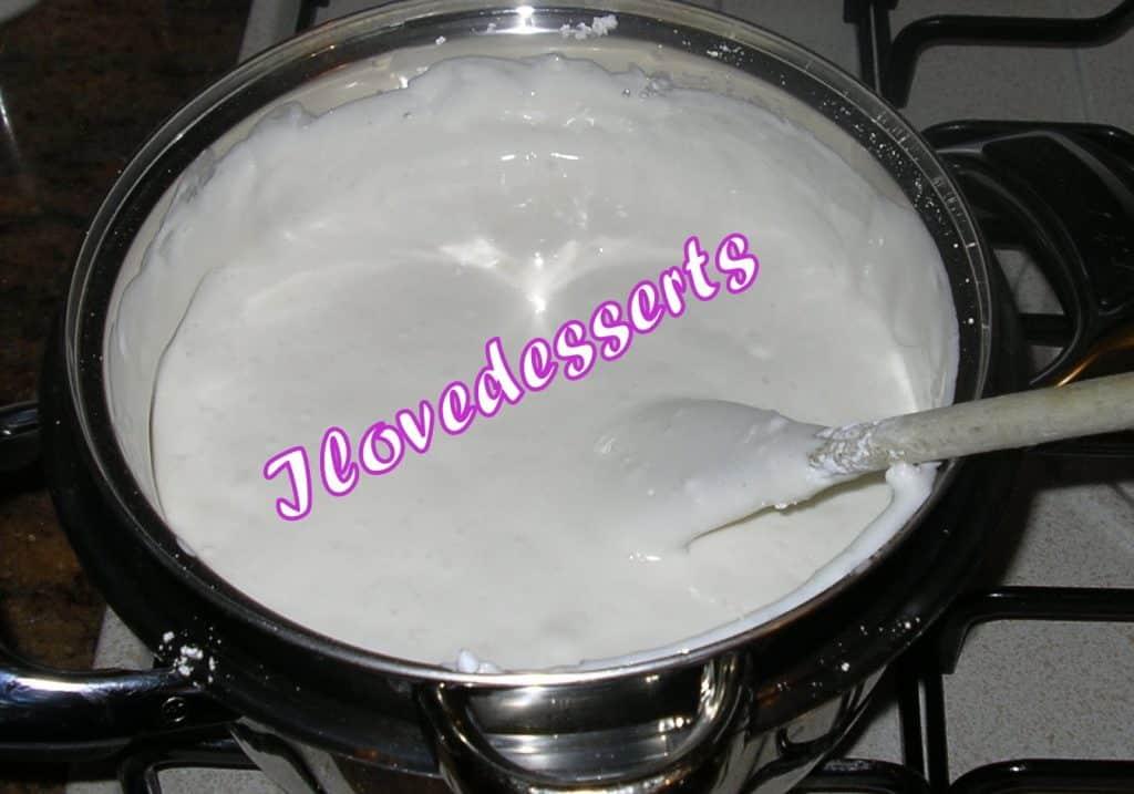 marshmallows in fusione